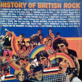 Various – History Of British Rock