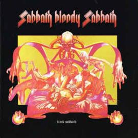 Black Sabbath – Sabbath Bloody Sabbath (LP)