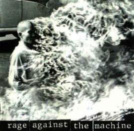Rage Against The Machine – Rage Against The Machine (CD)