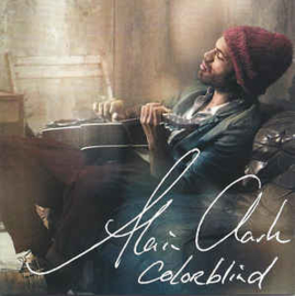 Alain Clark ‎– Colorblind (CD)