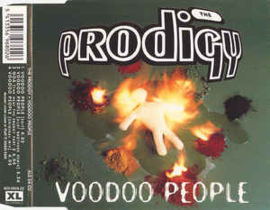Prodigy ‎– Voodoo People (CD)
