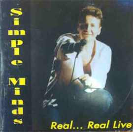 Simple Minds ‎– Real... Real Live (CD)