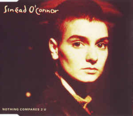 Sinéad O'Connor ‎– Nothing Compares 2 U (CD)