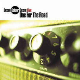 Ocean Colour Scene ‎– Live - One For The Road (CD)