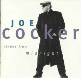 Joe Cocker ‎– Across From Midnight (CD)