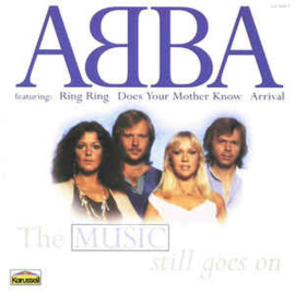 ABBA ‎– The Music Still Goes On (CD)