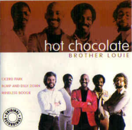 Hot Chocolate ‎– Brother Louie (CD)