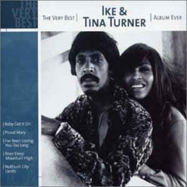 Ike & Tina Turner ‎– The Very Best Ike & Tina Turner Album Ever (CD)