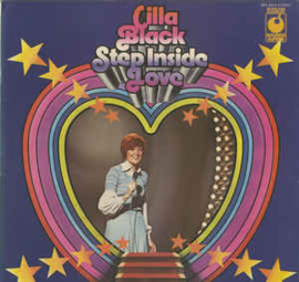 Cilla Black ‎– Step Inside Love