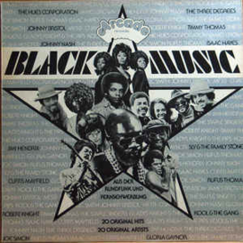 Various ‎– Black Music