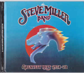 Steve Miller Band ‎– Greatest Hits 1974-78 (CD)