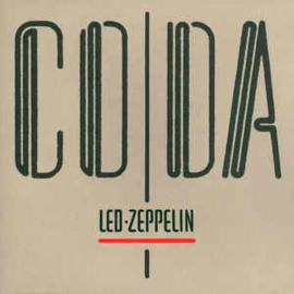 Led Zeppelin ‎– Coda (LP)