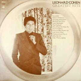 Leonard Cohen – Greatest Hits
