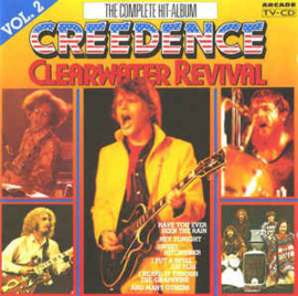 Creedence Clearwater Revival ‎– The Complete Hit-Album Volume 2 (CD)