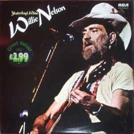 Willie Nelson – Yesterday's Wine
