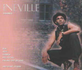 Ivan Neville ‎– Thanks (CD)