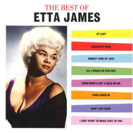 Etta James ‎– The Best Of Etta James (LP)