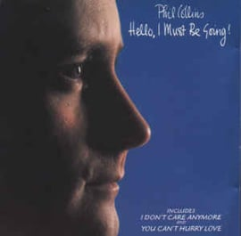 Phil Collins – Hello, I Must Be Going! (CD)