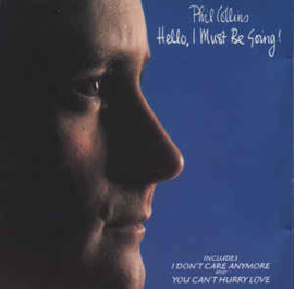 Phil Collins ‎– Hello, I Must Be Going! (CD)