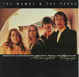 Mamas & The Papas ‎– Midnight Voyage (CD)