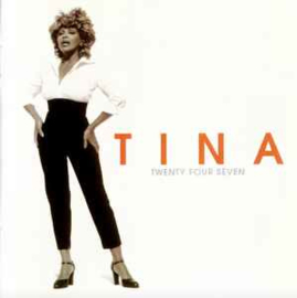 Tina Turner ‎– Twenty Four Seven (CD)