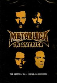 Metallica – In America (DVD)