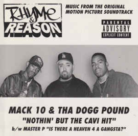Mack 10 & Tha Dogg Pound ‎– Nothin' But The Cavi Hit (CD)