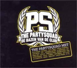 Partysquad – De Bazen Van De Club (CD)