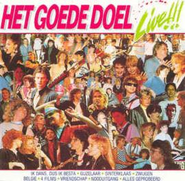Het Goede Doel – Live!!! (CD)