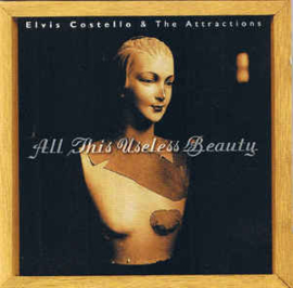 Elvis Costello & The Attractions ‎– All This Useless Beauty (CD)
