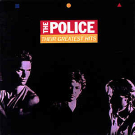 Police ‎– Their Greatest Hits (CD)
