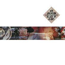 Joe Jackson ‎– Blaze Of Glory (CD)