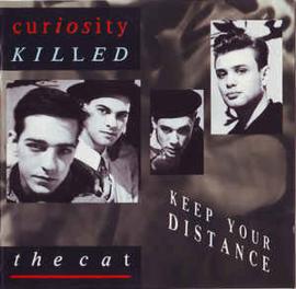 Curiosity Killed The Cat – Keep Your Distance (CD)