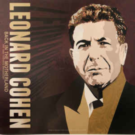 Leonard Cohen ‎– Back In The Motherland: The 1988 Toronto Broadcast (CD)