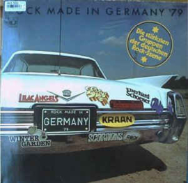 Various ‎– Rock Made In Germany '79