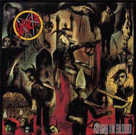 Slayer ‎– Reign In Blood (CD)