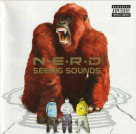N*E*R*D – Seeing Sounds (CD)
