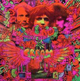 Cream  – Disraeli Gears (LP)