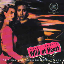 Various ‎– David Lynch's Wild At Heart (Original Motion Picture Soundtrack)