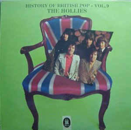 Hollies ‎– History Of British Pop - Vol. 9