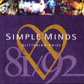 Simple Minds ‎– Glittering Prize 81/92 (CD)