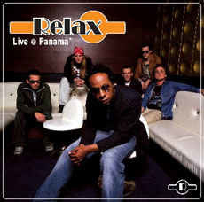 Relax ‎– Live @ Panama (CD)