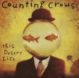 Counting Crows ‎– This Desert Life (CD)