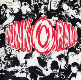 Various ‎– Punk-O-Rama #5 (CD)