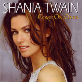 Shania Twain ‎– Come On Over (CD)