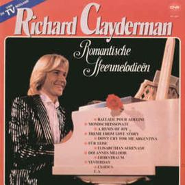 Richard Clayderman – Romantische Sfeermelodieën