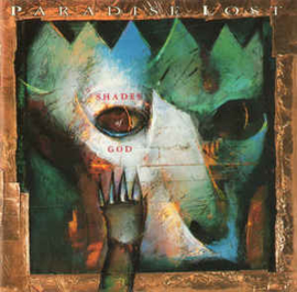 Paradise Lost ‎– Shades Of God (CD)