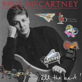Paul McCartney ‎– All The Best ! (CD)