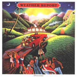 Weather Report – Procession