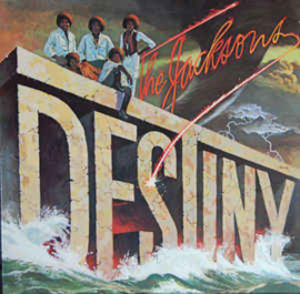 Jacksons ‎– Destiny